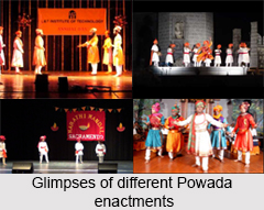 Powada, Indian Folk Form