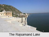 Rajsamand Lake, Rajasthan