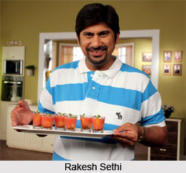 Rakesh Sethi, Indian Chef