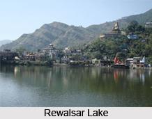 Rewalsar Lake, Himachal Pradesh
