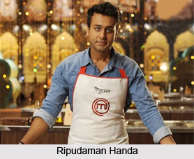 Ripudaman Handa, Indian Chef