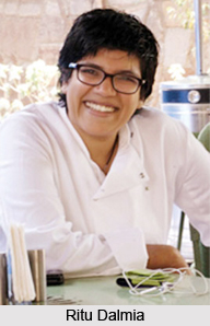 Ritu Dalmia, Indian Chef