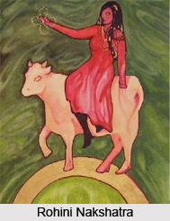 Rohini Nakshatra, Astrology