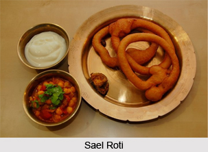 Sael Roti, Cuisine of Sikkim