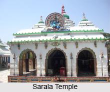 Sarala Temple, Jagatsinghpur District, Odisha