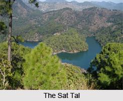 Sat Tal, Nainital, Uttarakhand
