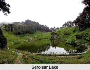 Serolsar Lake, Kullu District, Himachal Pradesh