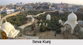 Seva Kunj, Vrindaban, Uttar Pradesh