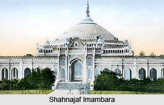 Shahnajaf Imambara, Lucknow