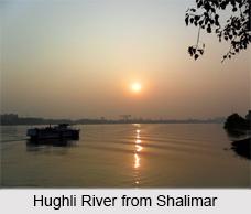 Shalimar Railway Station, West Bengal