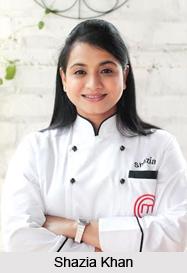 Shazia Khan, Indian Chef