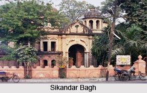 Sikandar Bagh, Lucknow