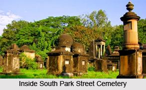 South Park Street Cemetery, Kolkata, West Bengal