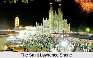 St. Lawrence Shrine or Attur Church, Karnataka