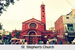 St. Stephen's Church, Delhi