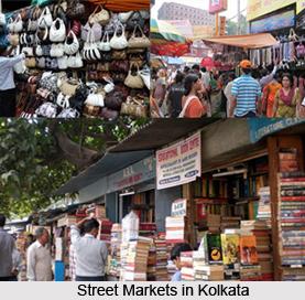 Street Shopping in Kolkata