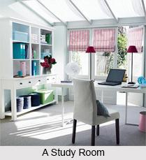 Study Room, Vastu Shastra