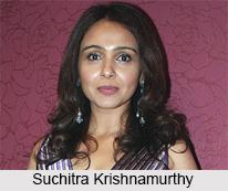 Suchitra Krishnamurthy, Indian Actress
