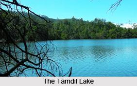 Tamdil Lake, Mizoram