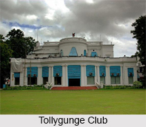 Tollygunge Club, Kolkata, West Bengal