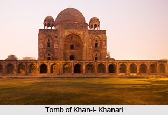 Tomb of Khan-i- Khanari, Monuments of Delhi