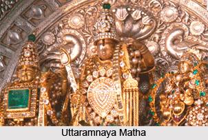 Uttaramnaya Matha, Joshi Math, Uttar Pradesh