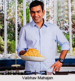 Vaibhav Mahajan, Indian Chef