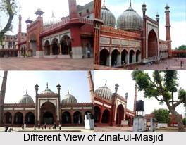 Zinat-ul-Masjid, Delhi