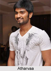 Atharvaa, Tamil Cinema Actor