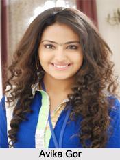 Avika Gor, Indian Television Actress