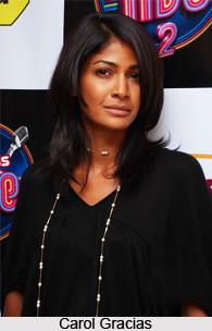 Carol Gracias, Indian Model
