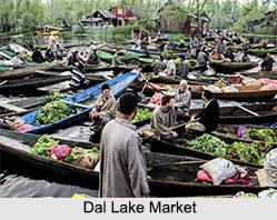 Markets in Jammu and Kashmir
