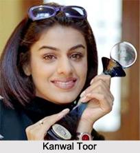 Kanwal Toor, Indian Model