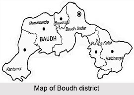 Boudh district, Odisha