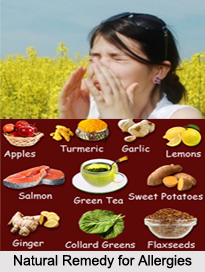 Natural Remedy for Allergies, Indian Naturopathy