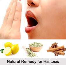 Natural remedy for Halitosis, Indian Naturopathy