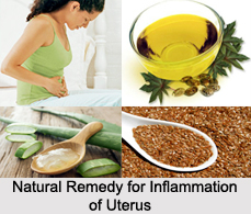 Natural Remedy for Inflammation of Uterus, Indian Naturopathy