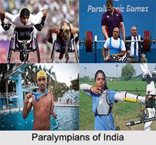 India at the Paralympics