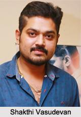Shakthi Vasudevan, Tamil Film Actor