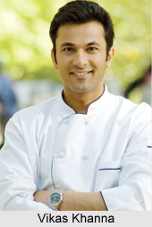 Vikas Khanna, Indian Chef