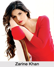 Zarine Khan, Indian Film Actress