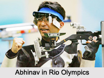 Abhinav Singh Bindra, Indian Shooter