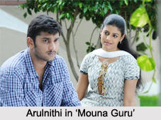 Arulnithi, Tamil Film Actor