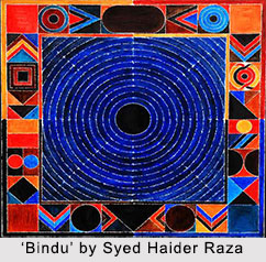 Syed Haider Raza, Indian Painter
