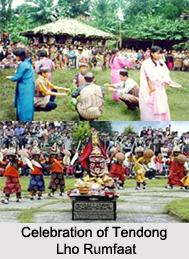 Tendong Lho Rumfaat, Festival of Lepchas