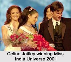 Celina Jaitley, Bollywood Actress