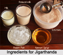 Jigarthanda, Indian Beverage