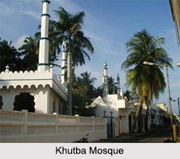 Mosques in Puducherry