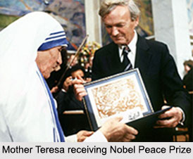 Mother Teresa, Indian Social Activist