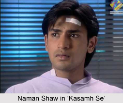 Naman Shaw, Indian Television Actor